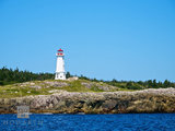 Louisbourg Lighthouse print