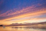 Sunset On The Horizon print