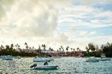 Cambridge Beaches Resort & Spa from the Water print