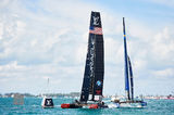 Team Oracle & Artemis Racing III print