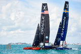 Team Oracle & Artemis Racing II print
