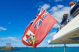 Bermuda Flag print