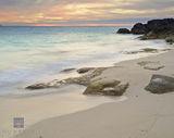 Whale Bay Sunset II print