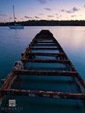 Rusty Dock print