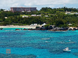 Another summer's day in Bermuda print