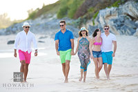 Five Friends on the Beach V