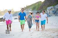 Five Friends on the Beach III