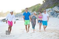 Five Friends on the Beach II