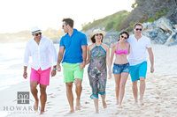 Five Friends on the Beach I