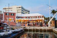 The Royal Bermuda Yacht Club Dock
