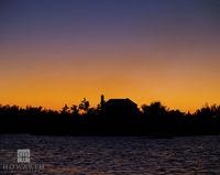 eta, fern, island, hamilton, harbour, paradise, lakes, sunset, silhouette