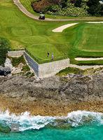 mid, ocean, golf, course, hamilton