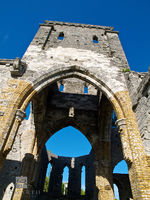 St. Georges, Unfinished Church, UNESCO World Heritage Site