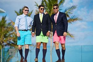 Bermuda Shorts Trio VI