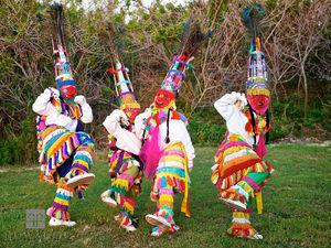 Gombey Dancers IV