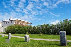 Bermuda Maritime Museum, The Royal Dockyard, Commissioner's House, Ireland Island