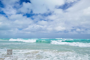 Waves Rolling In I