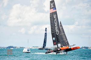 Oracle Team USA & Softbank I