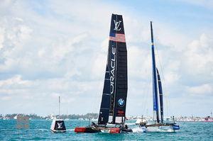 Team Oracle & Artemis Racing III