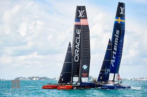 Team Oracle & Artemis Racing II