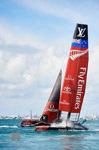 Emirates Team New Zealand III