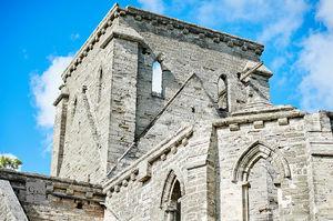 Unfinished Church II