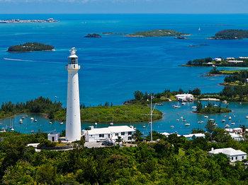 Bermuda Aerial