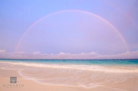 Elbow Beach Rainbow