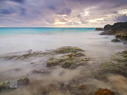 stormy, scene, whale, bay, southampton, clouds, sea