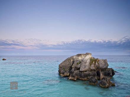 rock, south, shore, warwick, long, bay,