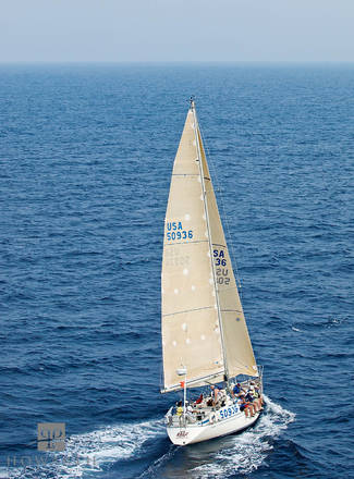 babe, sail, boat, marion, race, yacht, offshore, 2007