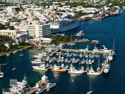 rbyc, royal, bermuda, yacht, club, hamilton, harbour, busy