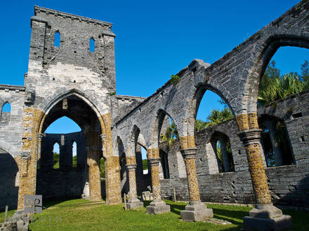 Unfinished Church IX
