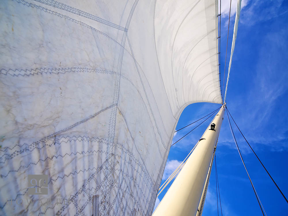full, sails, atlantic, ocean, journey, north, blue, skies, , sloop, foundation, photo
