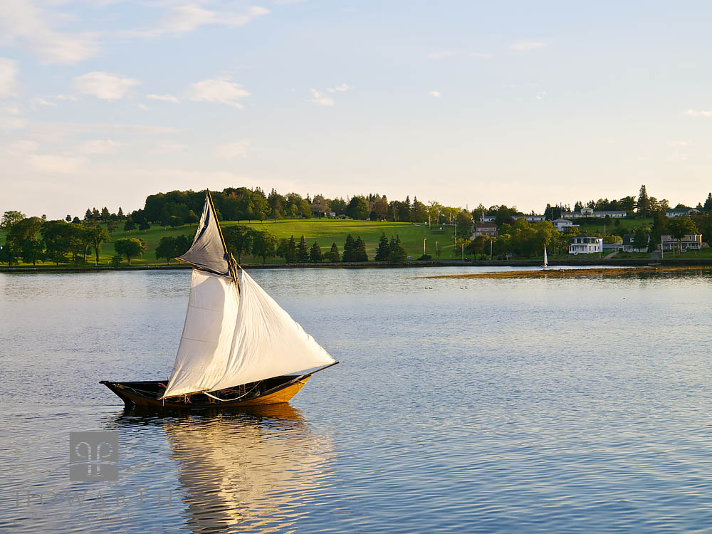 Lunenburg Dinghy