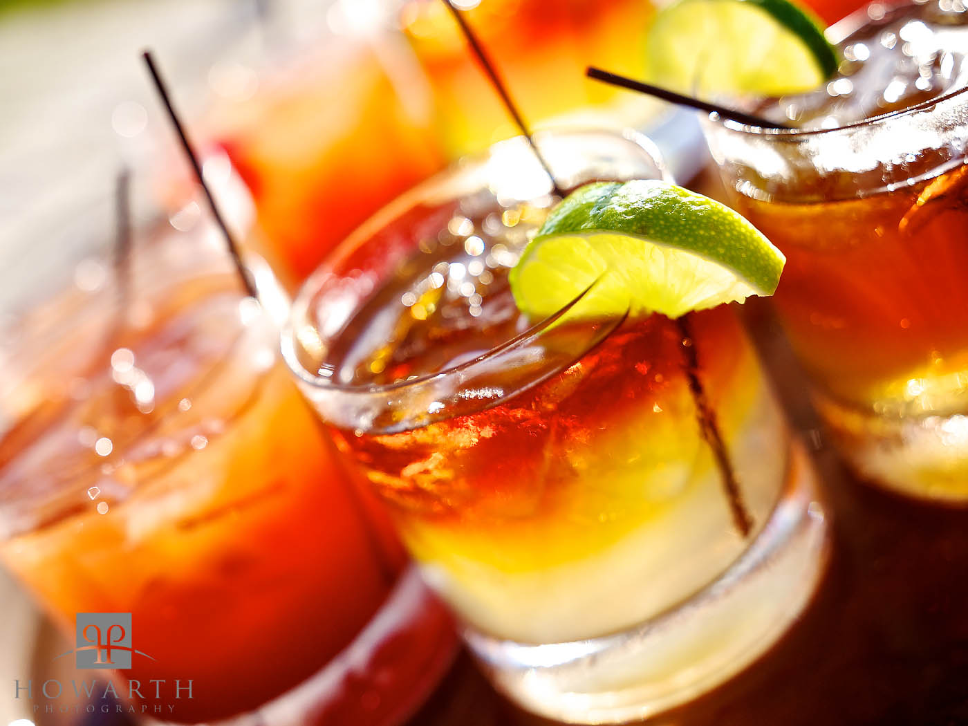 Dark and Stormy, Ice, Lime, Black Seal, Goslings, Rum, Ginger Beer, photo