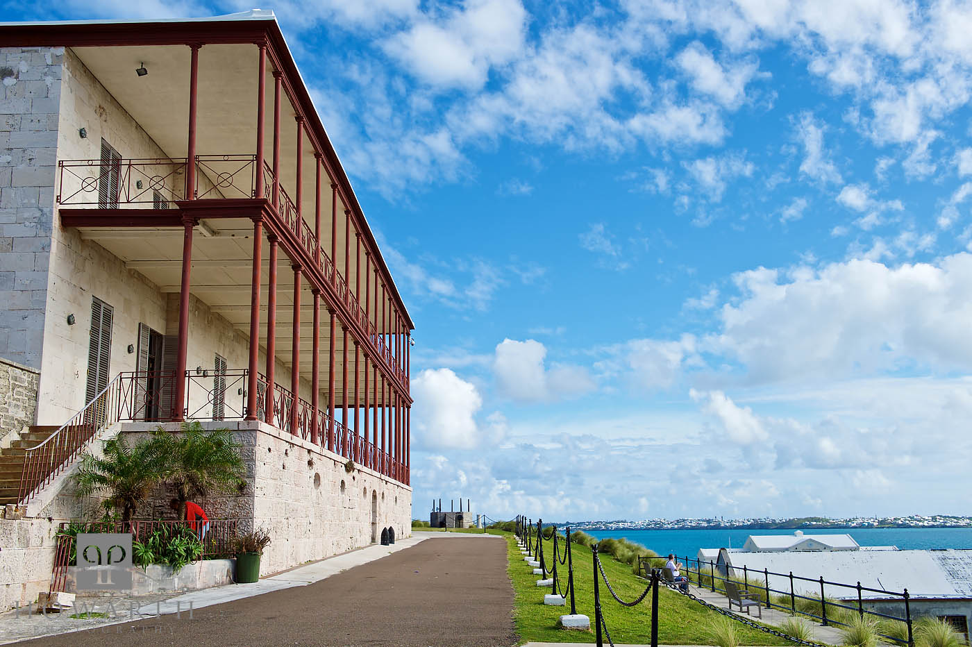 Bermuda Maritime Museum, The Royal Dockyard, Commissioner's House, Ireland Island, photo