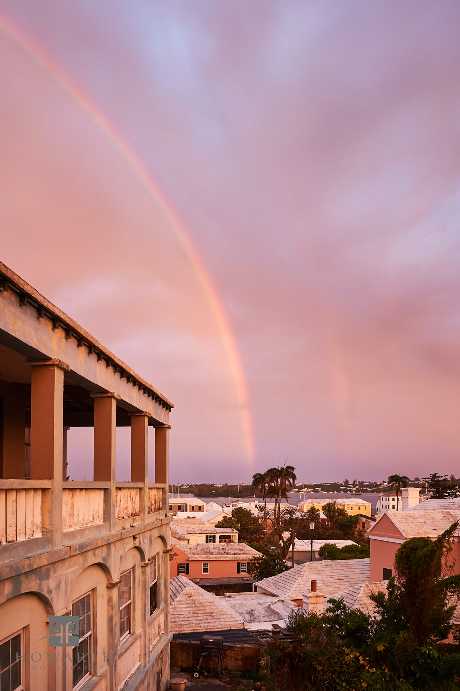 Rainbow, St. Georges, photo