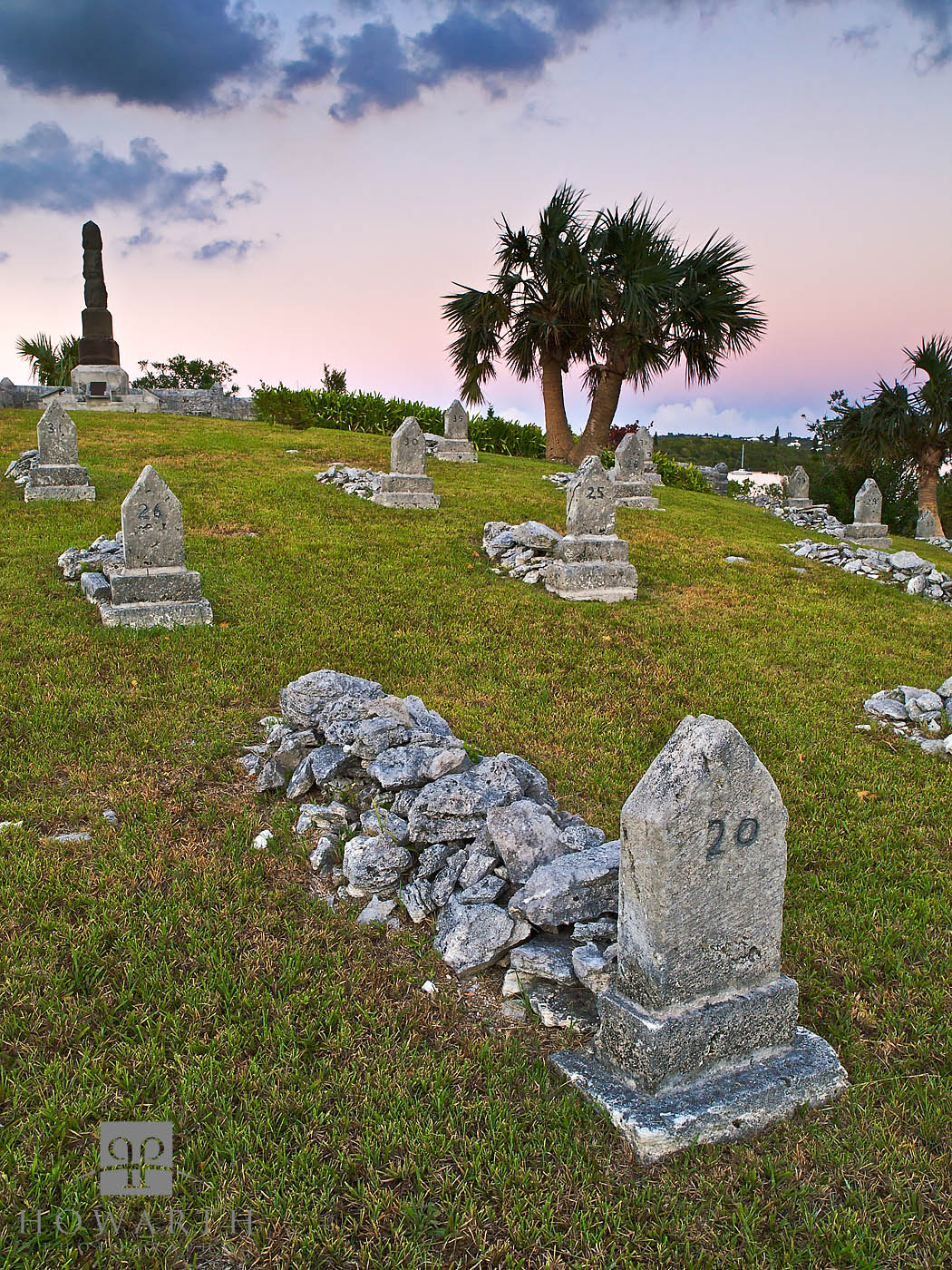 yellow, fever, cemetary, long, island, great, sound, grave, historic, photo