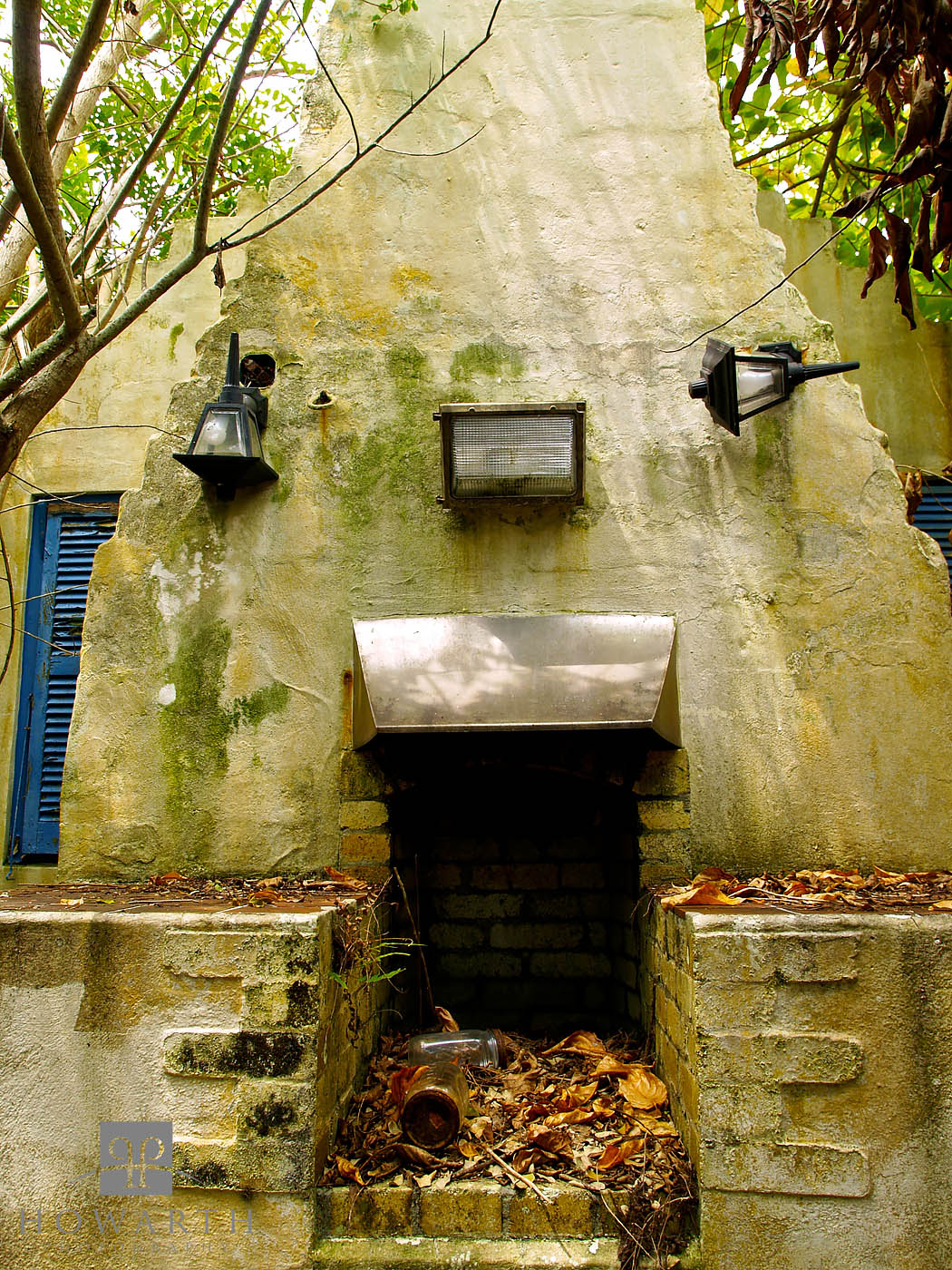 old, oven, stove, morgans, point, southampton, photo