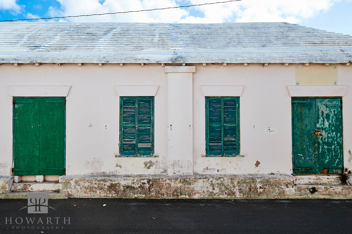 Aging Traditional Architecture
