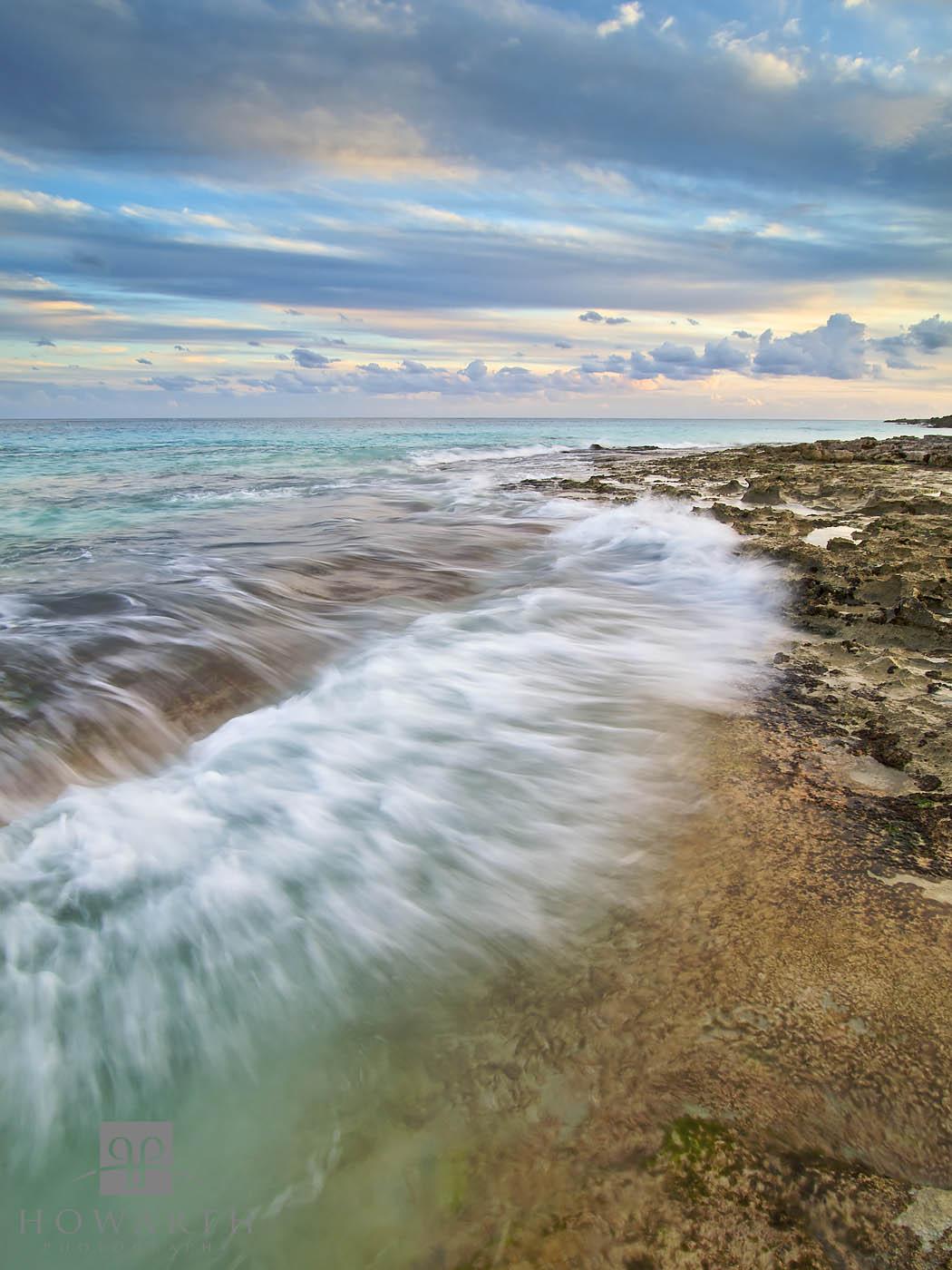 rush, wave, incoming, swoosh, sweeps, grape, bay, paget, photo